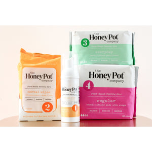 The Complete Honeypot Pack (Savings of 25%) - Essence Marché