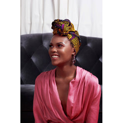 Nakia Headwrap - Essence Marché