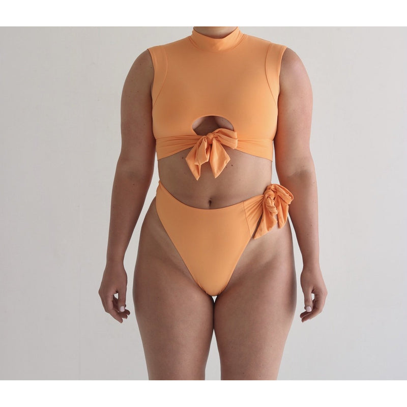 Ace Crop Top- Citrus