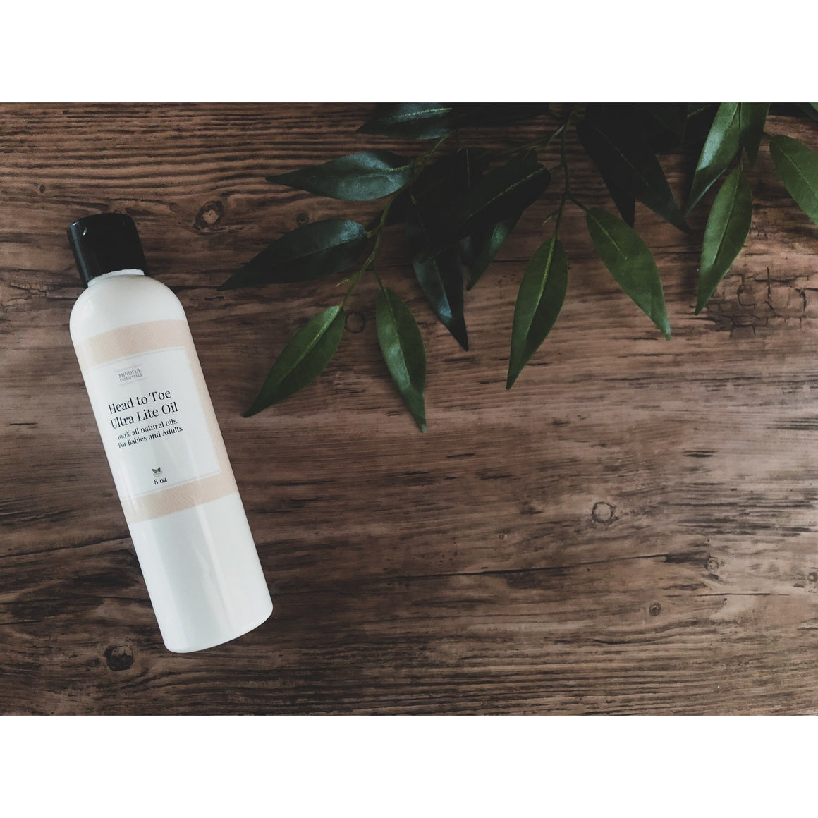 Head to Toe oil - Essence Marché