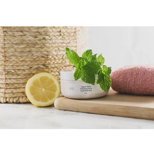 Organic Minty exfoliating mask and scrub duo - Essence Marché