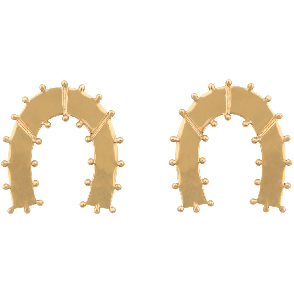Vinales Horseshoe Earrings