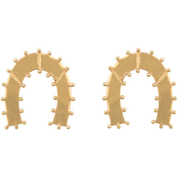 Vinales Horseshoe Earrings - Essence Marché