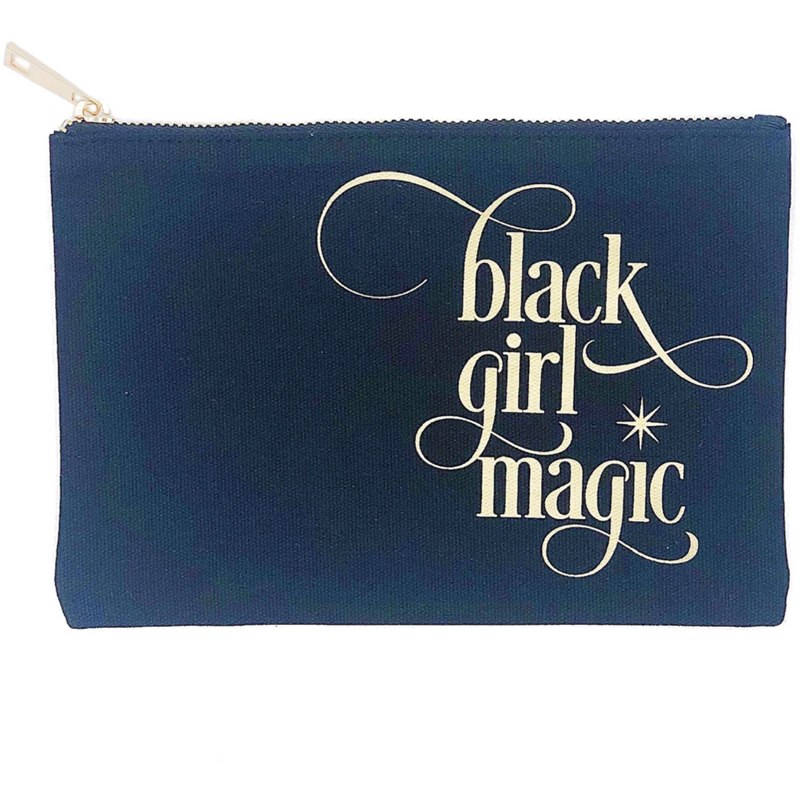 Black Girl Magic :: Makeup Bag