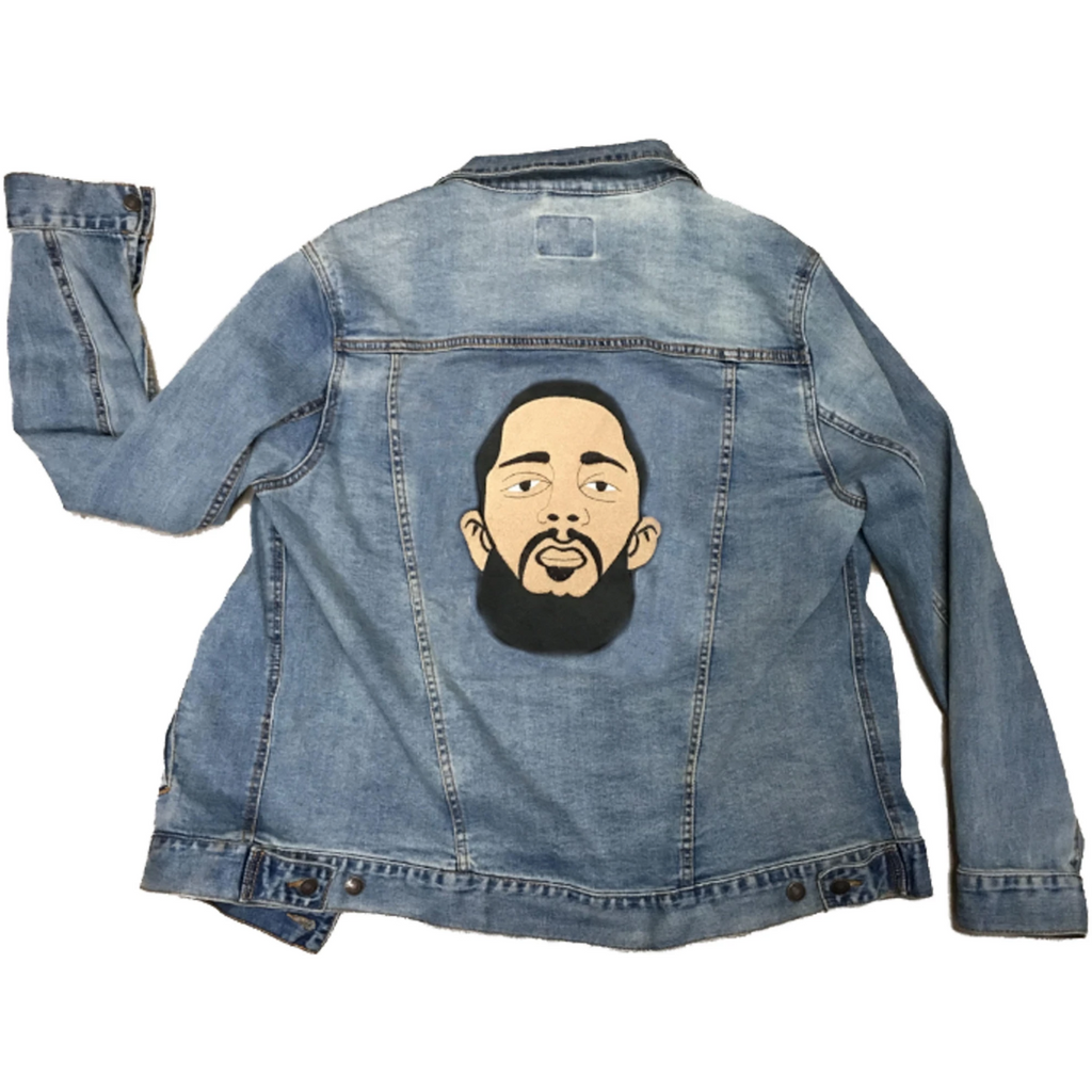 Nipsey Unisex Denim Jacket