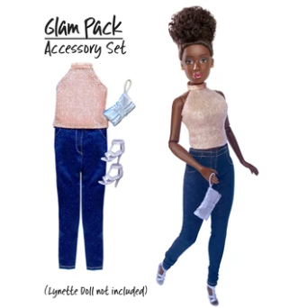 GLAM Fashion Pack