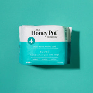 Super Herbal Menstrual Pads - Essence Marché