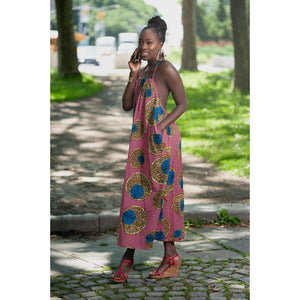 T-rich Maxi Dress - Essence Marché