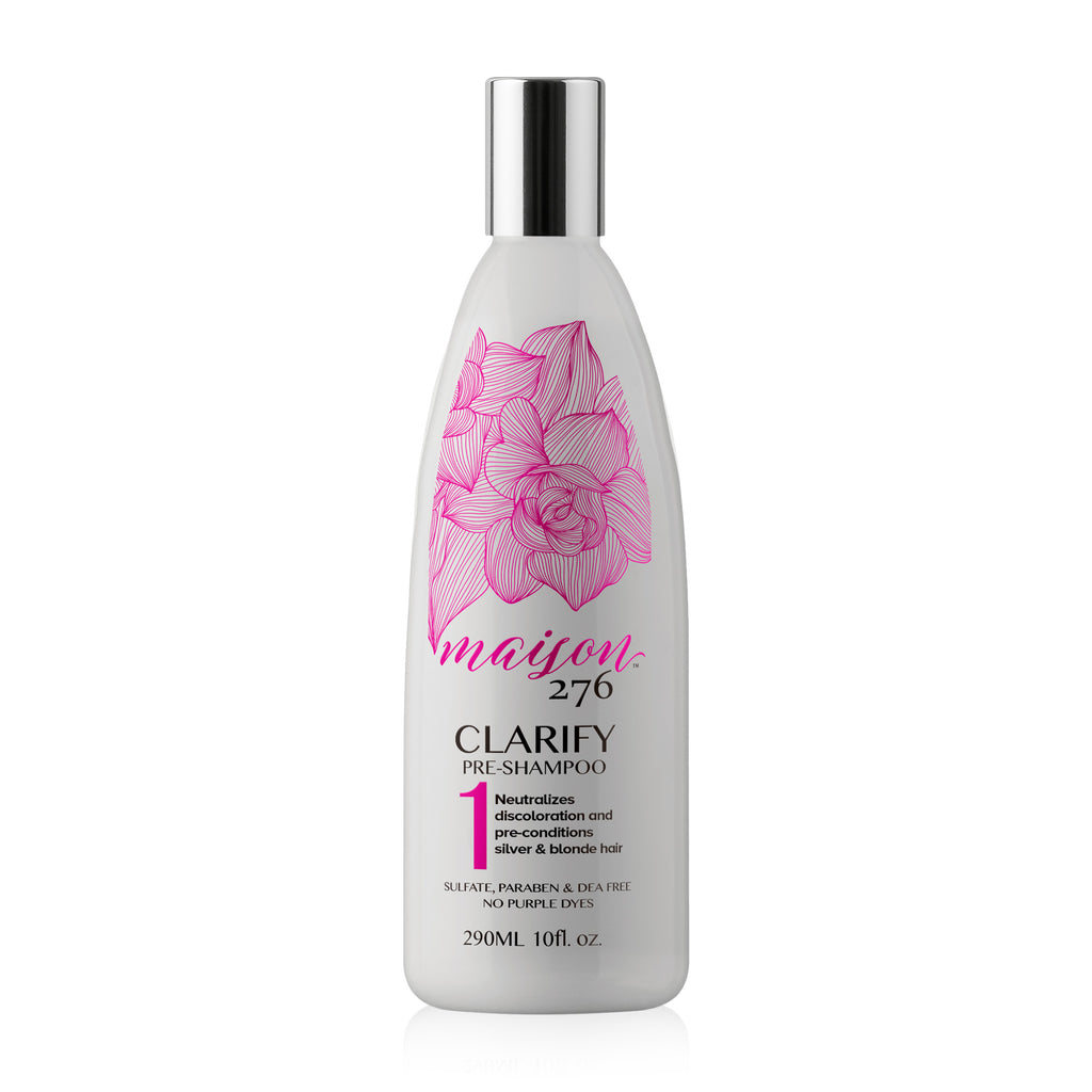 Maison 276 CLARIFY Pre-Shampoo Treatment
