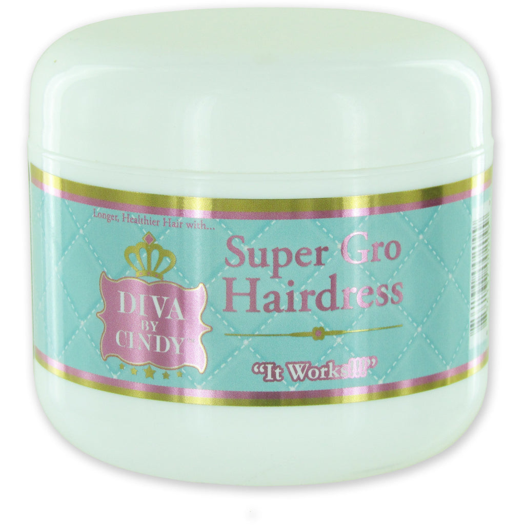 Super-Gro Hairdress - 4oz