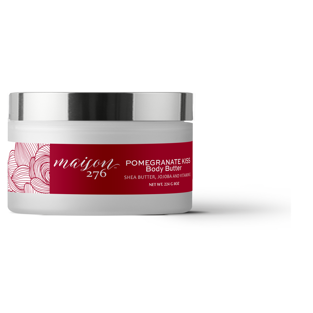 Pomegranate Kiss Body Butter