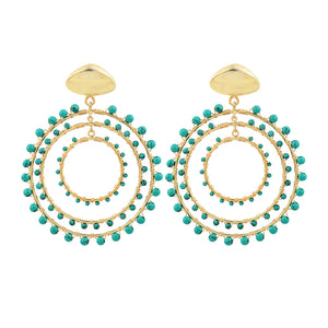 Maria Earrings - Essence Marché