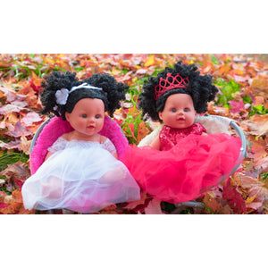 Beautiful Biracial Doll Adeliada