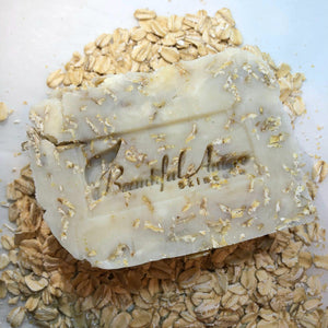 Oatmeal Shea Butter Vegan Bar