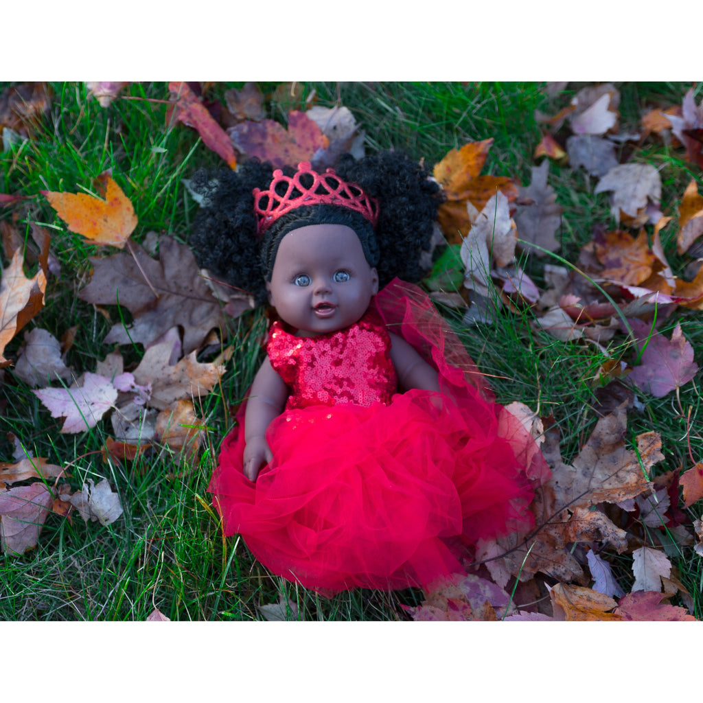Beautiful Black Doll Kinara