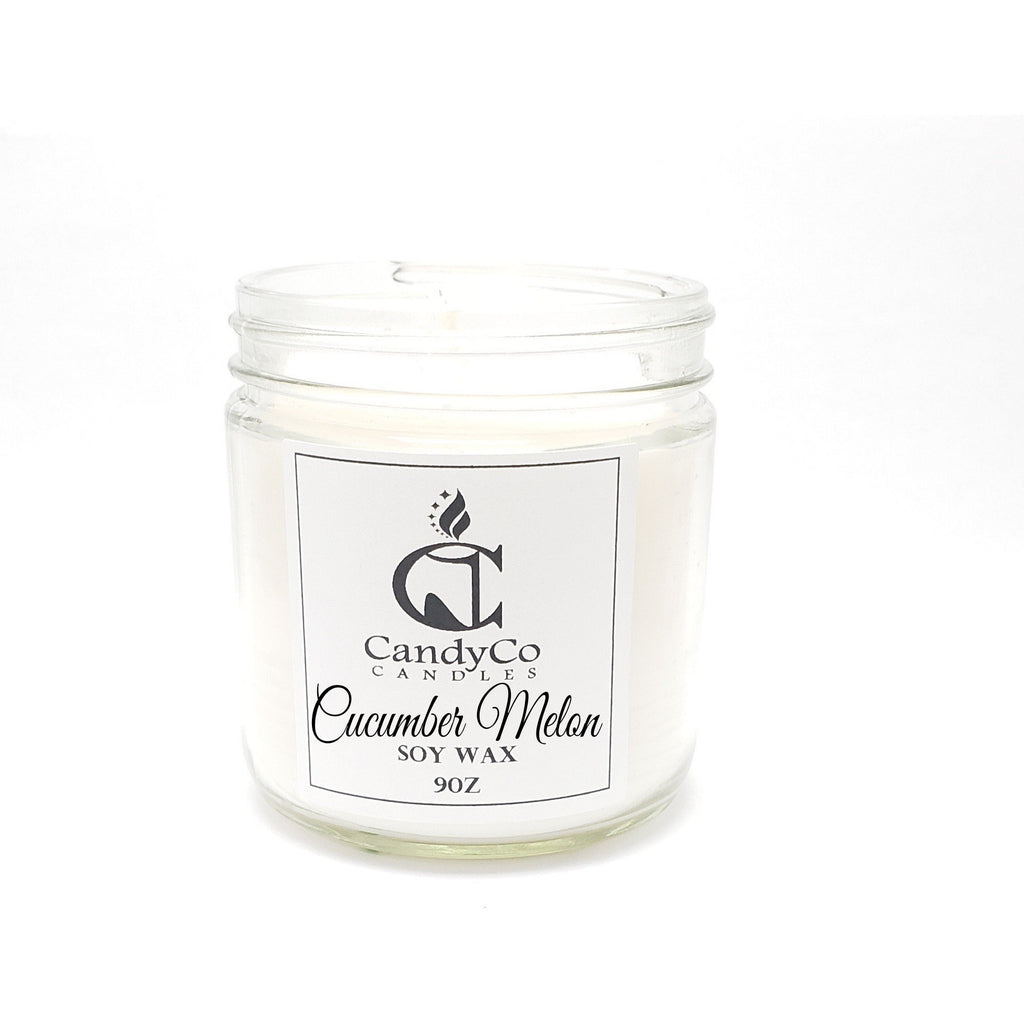 Island Breeze Eco-Friendly Vegan Soy Wax Candle