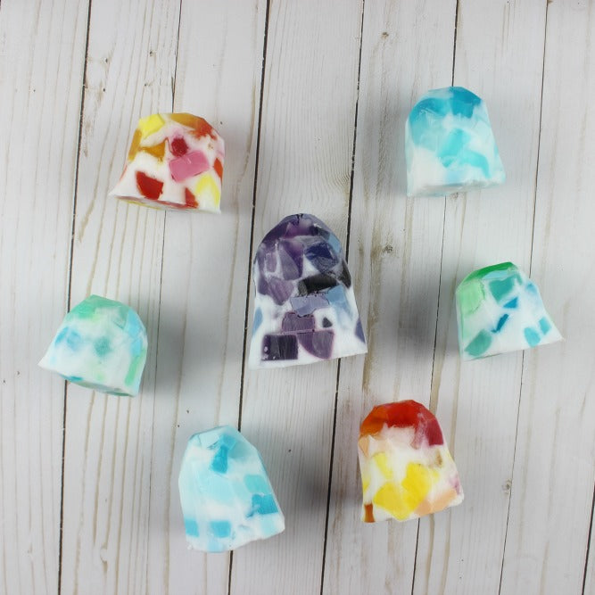 Gemstone Soap Craft Kit - Essence Marché