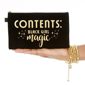 Contents Black Girl Magic Journal or Bag