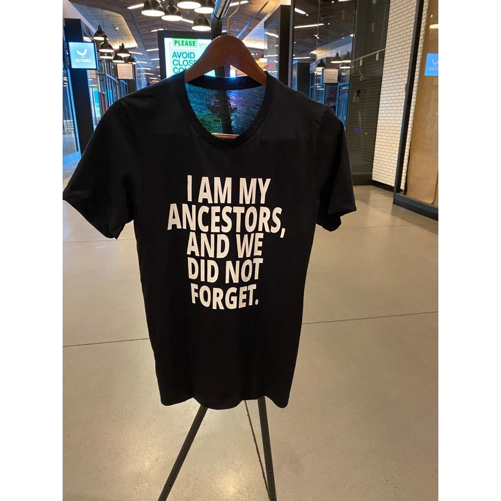 YES I AM | NEVER FORGET TEE