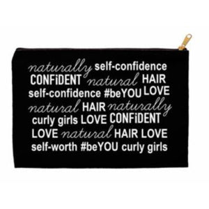 Curly Girl Trio (Royalty) Pouch