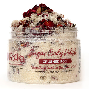 Crushed Rose Sugar Body Polish