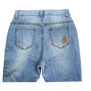 Diamond Rocks Jeans - Essence Marché