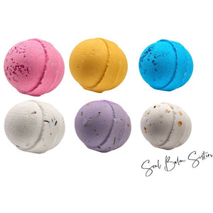 Soul Essentials  - Best Bath Bomb Scents