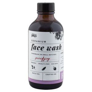Geranium Face Wash