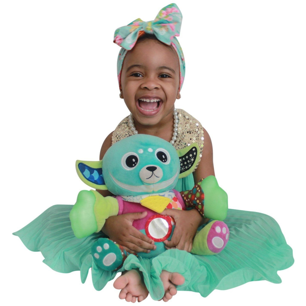 Yummy Buddy™ Teether Plush Sensory Toy - Essence Marché