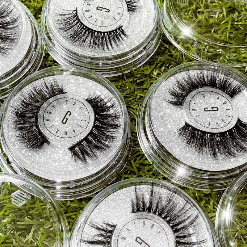 The Glamatory Luxe Lash Trio