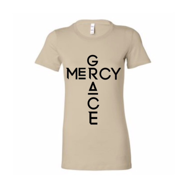 Grace and Mercy Women's Tee