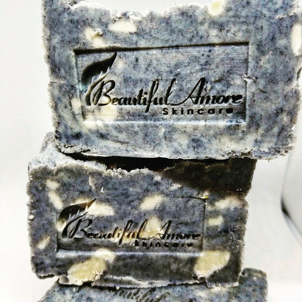 Charcoal Detox Vegan Soap