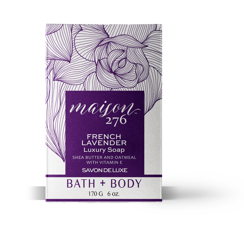 French Lavender Luxury Soap