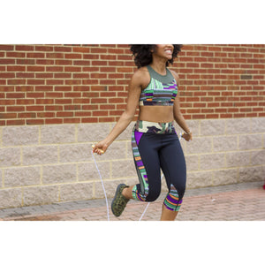 PURPLE AMMO SPORTS BRA - Essence Marché