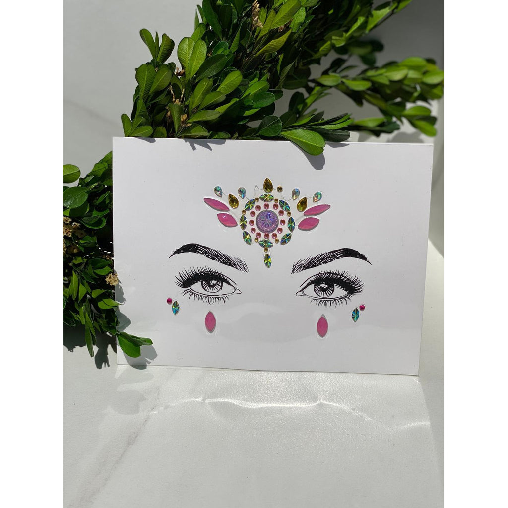 Quon's Eyes Face Gems - Show Girl