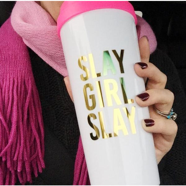Slay Girl Slay :: Travel Mug - Essence Marché