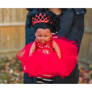Beautiful Black Doll Maliaka