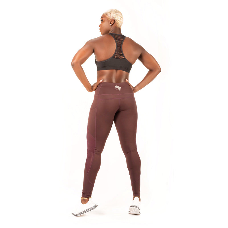 Panambi Plum Leggings