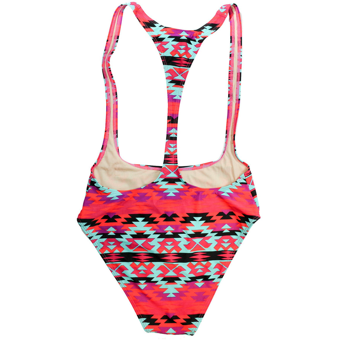 The Makenzie 1pc (Fuschia print) - Essence Marché