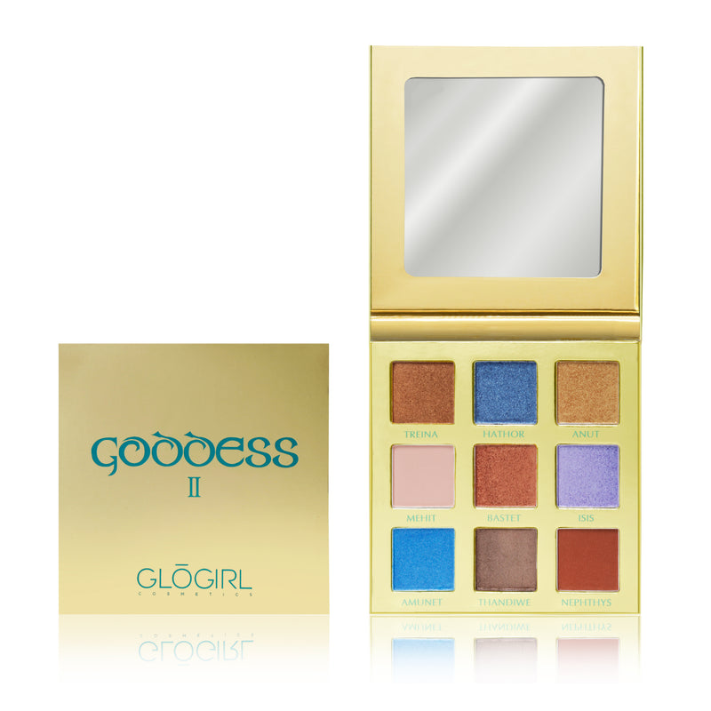 Goddess ll Eyeshadow Palette