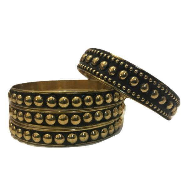 'T'Challa' Bangle Stack