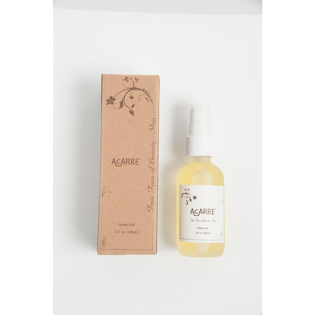 AcARRE™ Beauty Edit, Multi-Use Dry Beauty Oil - Essence Marché