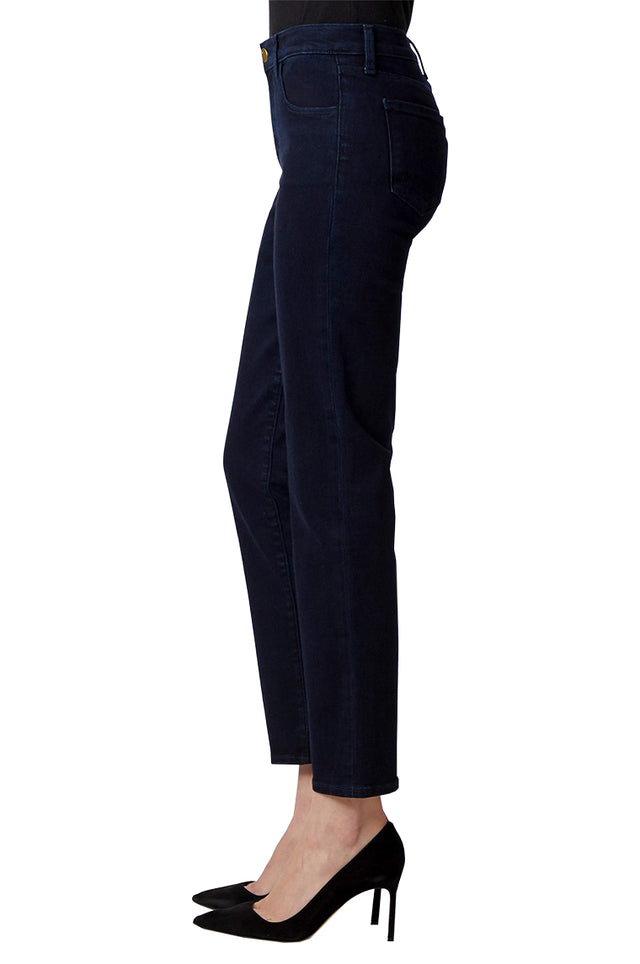 Adele Mid Rise Straight Jean