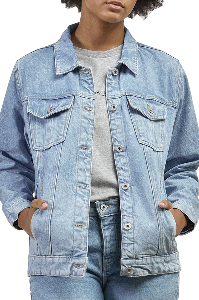 Ava Denim Jacket