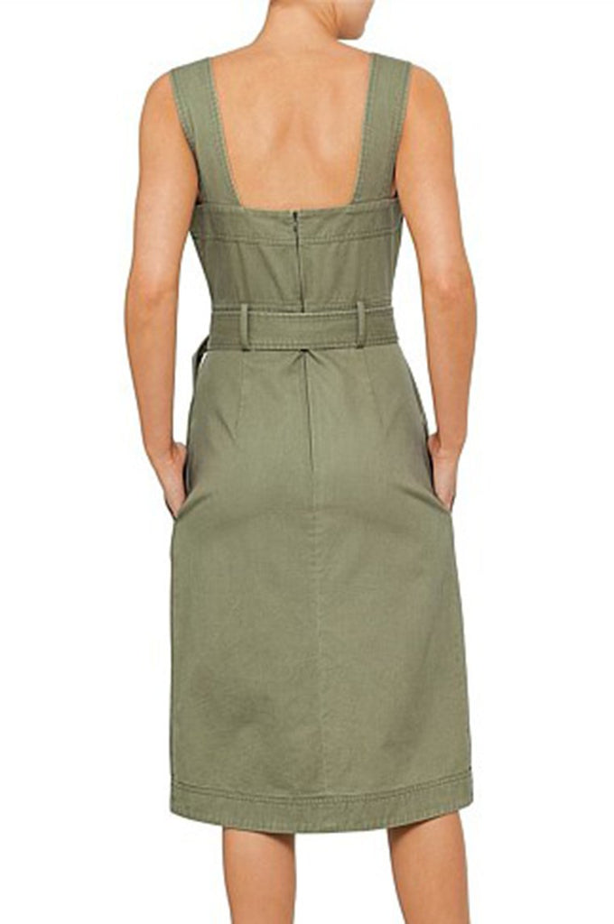 c9edadfd690 Avery Pinafore Dress by C M by Camilla and Marc – ECO D.