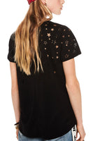 Burnout Star Tee