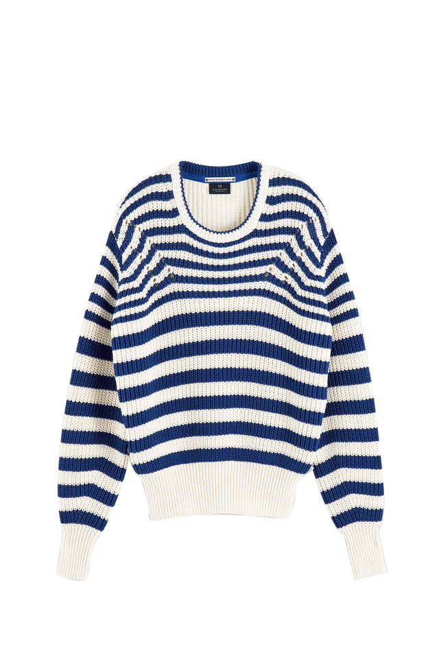 Chunky Knit LS Sweater