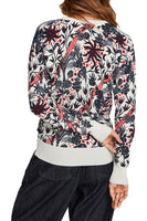 Cotton Wool Printed Pullover