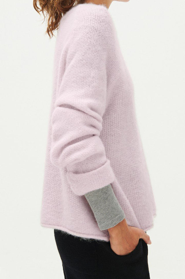 East Round Neck Sweater
