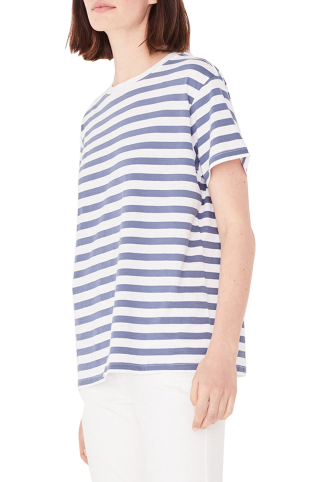 Essential Stripe Crew Tee